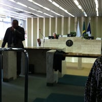 Photo taken at Tribunal Regional do Trabalho da 10ª Região (TRT 10) by Gustavo Arthur C. on 2/23/2011