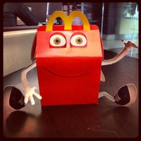 Photo taken at McDonald's by Luca S. on 2/19/2012