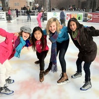 Photo taken at Downtown Ice by Sabine M. on 12/29/2011