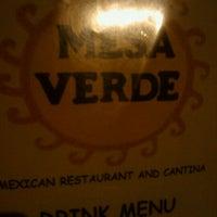 Photo taken at Mesa Verde by Moriah P. on 9/23/2011