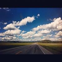 Photo taken at Yellowstone National Park by Erik H. on 7/23/2012