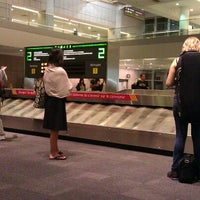 Photo taken at Baggage Claim by Hubert on 6/25/2012