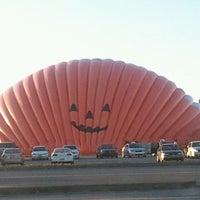 Photo taken at Halloween Express by Sarah G. on 10/31/2011