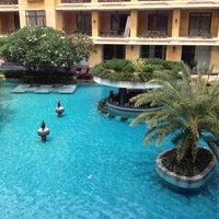 Photo taken at Mantra Pura Resort And Spa Pattaya by Chayutpong T. on 5/3/2012