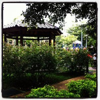 Photo taken at 新店市瑠公公園 by Marty L. on 8/11/2012