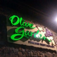 Photo taken at Olive Garden by Lisa O. on 1/29/2012