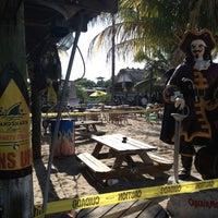 Photo taken at Cruzan Rum Bar by Travis on 5/21/2012