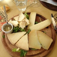 Photo taken at Piccola Osteria Lucca Drento by Eleonore B. on 5/18/2012