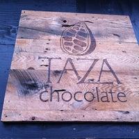Photo taken at Taza Chocolate by Tony Z. on 4/29/2011