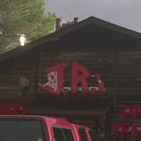 Photo taken at JR's Log House Restaurant by Catfish B. on 11/25/2011