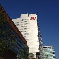 Photo taken at Hilton Baltimore by Jason T. on 6/28/2012