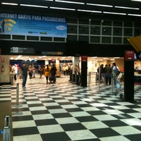 Photo taken at Sao Paulo Airport / Congonhas (CGH) by Glauco B. on 5/28/2012