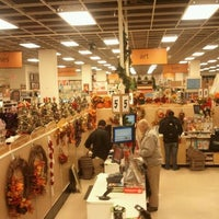Photo taken at Michaels by Themodelj on 10/31/2011