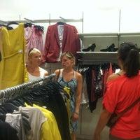 Photo taken at H&M by Tim V. on 7/29/2012