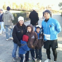 Photo taken at 2011 Hot Chocolate 15k/5k Race by Vince T. on 11/5/2011