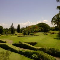 Photo taken at Santo Domingo Country Club by José Antonio L. on 8/13/2012