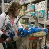 Photo taken at Walmart Supercenter by Michelle R. on 12/14/2011