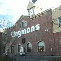 Photo taken at Wegmans by Zack L. on 11/25/2011