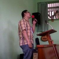 Photo taken at Rutan Kebon Waru by sintya d. on 3/13/2011
