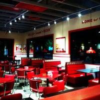 Photo taken at Freddy's Frozen Custard & Steakburgers by SewPixie W. on 3/7/2012