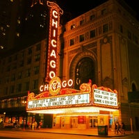 Photo taken at The Chicago Theatre by Anil P. on 8/31/2012
