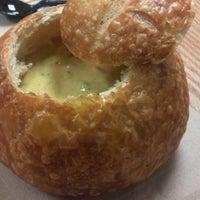 Photo taken at Panera Bread by Jade M. on 8/15/2012