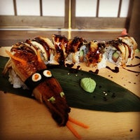 Photo taken at Nobori Japanese Restaurant by Alex C. on 4/5/2012