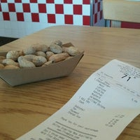 Photo taken at Five Guys by Bizzle E. on 6/9/2012
