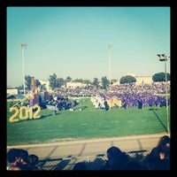 Photo taken at Excelsior High School by Christine K. on 6/22/2012