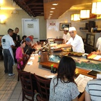 Photo taken at Hide Sushi by David A. on 7/6/2012