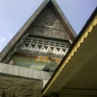 Photo taken at Museum Sumatera Utara by Deachy e. on 6/27/2012