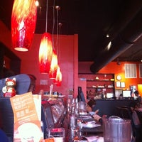Photo taken at Butterfly Sushi Bar & Thai Cuisine by Nate H. on 6/29/2012