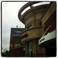 Photo taken at Rupp Arena by Josh B. on 3/31/2012