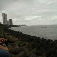 Photo taken at Marine Drive by Frank M. on 7/3/2012