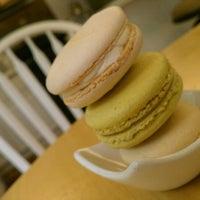 Photo taken at Luna Bakery Café by Mark L. on 7/3/2012