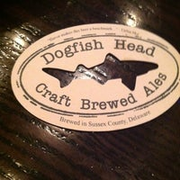 Photo taken at Dogfish Head Alehouse by Alan B. on 8/12/2012