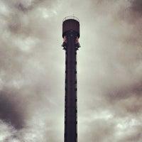 Photo taken at La Tour Eiffel by Marcelo Kenji H. on 4/22/2012