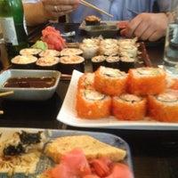 Photo taken at Такэ by Marina K. on 7/13/2012