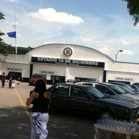 Photo taken at Estadio 10 de Diciembre by Gus AluX on 7/7/2012