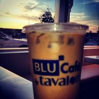 Photo taken at Blu Cafe by Kash G. on 6/16/2012