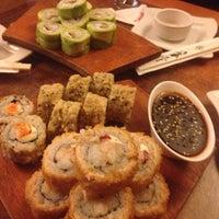 Photo taken at Okasama Sushi & Delivery by Bombom on 7/31/2012