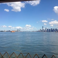 Photo taken at Staten Island Ferry Boat - John J. Marchi by Daryl B. on 9/9/2012