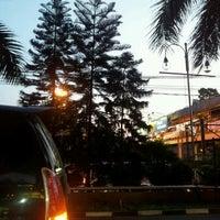 Photo taken at Plaza Kenari Mas by Lana L. on 7/20/2012