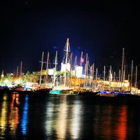 Photo taken at Milta Bodrum Marina by Tufan on 7/25/2012