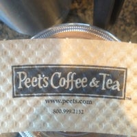 Photo taken at Peet's Coffee & Tea by Frank B. on 2/11/2012