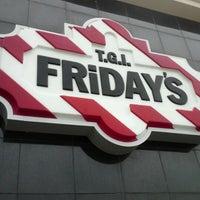 Photo taken at TGI Fridays by Phillip S. on 7/8/2012