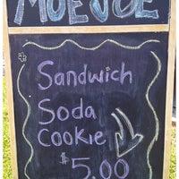 Photo taken at Moe Joe Coffee Company by Alex D. on 4/25/2012