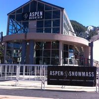 Photo taken at Aspen Mountain by Robert F. on 4/4/2012
