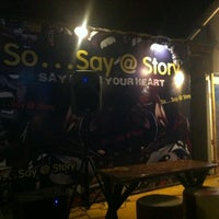 Photo taken at So Say by Chubz on 6/20/2012