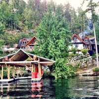 Das Foto wurde bei Sakinaw Lake von Carolyn C. am 8/31/2012 aufgenommen